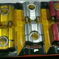 harga Risel Stang Cnc Universal / Peninggi Stang Motor Tokopedia.com