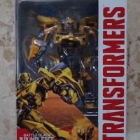 Transformers Battle Blade Bumblebee Metallic - AD08 - RARE