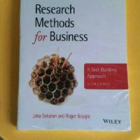 Research Methods For Business by. Uma Sekaran