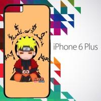 Naruto Chibi Uzumaki Hakke no Fuin Shiki 0175 Casing for iPhone 6 Plus
