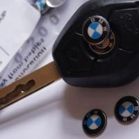Stiker Kunci Logo BMW Untuk E36, E46, E90, E39, Dll.