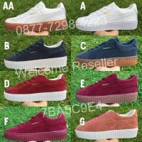 A1364AA Sepatu Cewek Casual Kets Olahraga Puma Fenty Lokal Murah Realp