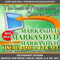 TUTORIAL SOURCE CODE VISUAL BASIC VB6 & VB.NET BEST SELLER