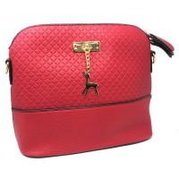 Jual Tas Selempang/Sling Bag Kulit Wanita Deer Leather Bags Murah