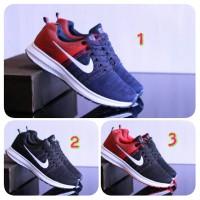 harga Sepatu Pria Sneakers Nike Zoom Flynit Made In Vietnam Asli Import Tokopedia.com