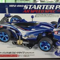Jual Tamiya 18706 - Starter Pack AR Speed Spec (Aero Avante) Murah
