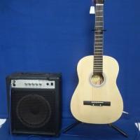 Gitar Kapok Akustik Elektrik FG 010 EQ3 Natural ORI