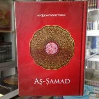 Alquran As-samad, Al-quran Mushaf dengan Tajwid Warna ukuran besar