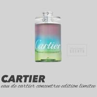 10ML DECANT - EAU DE CARTIER CONCENTREE EDITION LIMITEE - As TESTER
