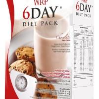 harga Wrp 6 Day Diet Pack Tokopedia.com
