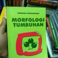 Morfologi Tumbuhan by Gembong Tjitrosoepomo