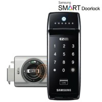 Samsung Digital Lock SHS 2320 kunci otomatis RFID Card pintu geser