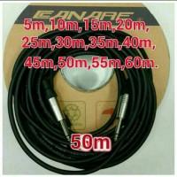 Kabel mic 50m kabel gitar kabel audio mixer kabel CANARE