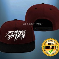 Topi Distro Snapback REVENGE THE FATE (Must Buy) KEREN ALFAMERCH