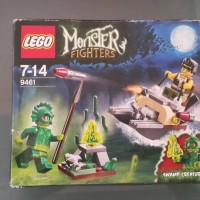 lego monster fighter swamp creature