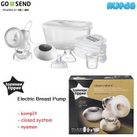NEW Tommee Tippee Electric Breast Pump