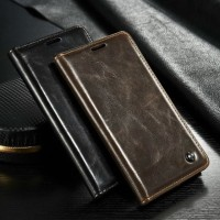 Samsung Galaxy S7 Edge Genuine Leather Case Casing Kulit Original