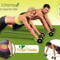 Revoflex Xtreme Alat Fitness Portable Alat olah Raga