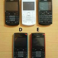 harga Housing Casing Kesing Nokia X2-01 Ori 99 Tokopedia.com