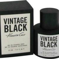 Parfum Ori Eropa No Box Kenneth Cole Vintage Black EDT 100 Ml