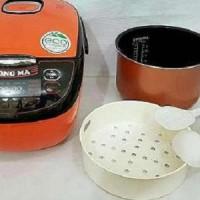 Rice Cooker Yongma Magic Com 2L Digital Eco Ceramic YMC116 YMC 116