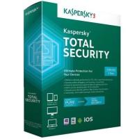 AntiVirus - KASPERSKY TOTAL SECURITY 2017 License 1 Device 1 Tahun