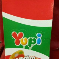 Yupi Gummy Pizza
