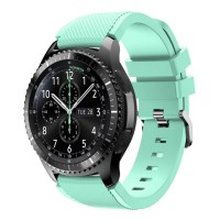 Samsung Gear S3 Classic/ Frontier Strap/Tali Jam Mint Green ( Tosca )