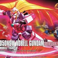 HG / HGFC 1/144 Nobel Gundam (Berserker Mode)