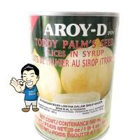 Aroy-D Buah Lontar dalam sirup/Toddy Palm- Minuman kaleng/Syrup Canned