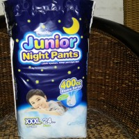 MAMYPOKO XXXL24 JUNIOR NIGHT PANTS BOYS