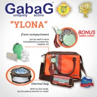 new cooler bag coolerbag GABAG YLONA tas asi modis baru