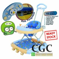 Family Baby Walker Car Stir Ayun 2121 Khusus Gokilat
