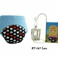 Toilet Training Pants Klodiz Minikinizz XXL (17-20kg)