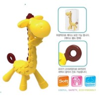 MOM ANGE Giraffe Teether | Gigigtan bayi