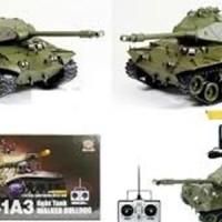 Heng Long 2.4Ghz USM41A3 Walker Bulldog 1:16(Smoke & Sound) (3839-1) S