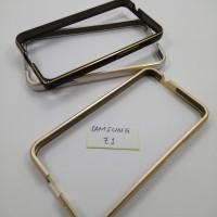 BUMPER LIST GOLD TYPE : SAMSUNG Z1