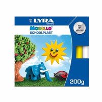 Jual [termurah] Lyra Clay Modello Schoolplast 200gr Murah