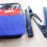Table Tennis Net and Pos / Net Set Tennis Meja - DHS #330 Limited