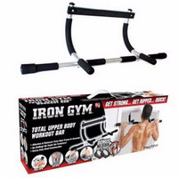 Alat Fitnes Portable Iron Gym - Pro Fit Limited