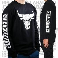 harga Kaos Lengan Panjang Big Size Basket Chicago Bulls 2xl 3xl 4xl Tokopedia.com
