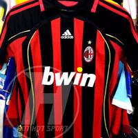 PROMO Jersey Bola Retro AC Milan Home 2006/2007 Grade AAA Thailand TER