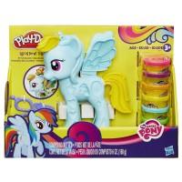 Play-Doh My Little Pony Rainbow Dash Style Salon - B0011