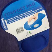MOUSE PAD Ergonomically Wrist Rest Mouse Pad - RANDOM COLOR