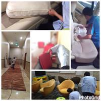 jasa spesialis cuci sofa, springbed, sofabed, karpet, dll jabodetabek