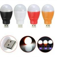 Jual LAMPU LED BOLA BOHLAM USB EMERGENCY Murah