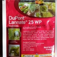 Insektisida DuPont Lanate 25wp isi 15gr metomil 25% obat semut