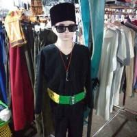 Stelan baju pangsi anak