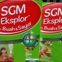 Jual sgm eksplor 1+3+ buah dan sayur 800g Murah