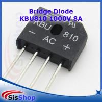 KBU810 KBU-810 KBP 810 DIODA BRIDGE DIODE 8A 1000V 1000 V